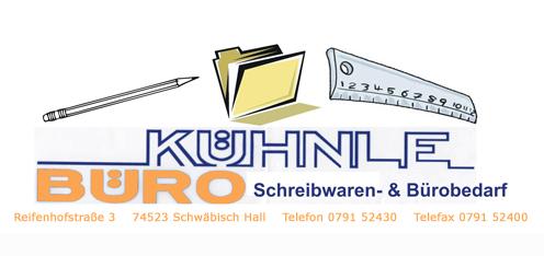 Bürobedarf logo  Kühnle Büro - Home